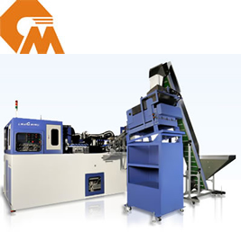 PET Stetch Blow Moulding Machine